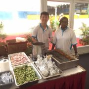singapore satay live stall 1
