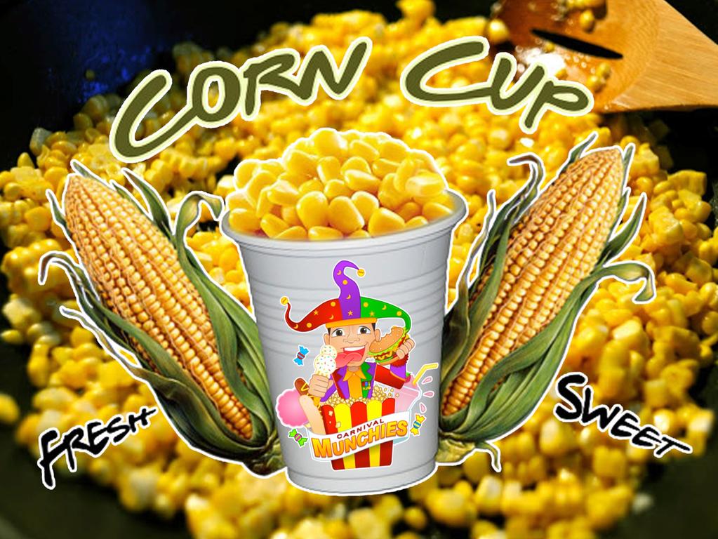 Steam Cup Corn Carnival Munchies