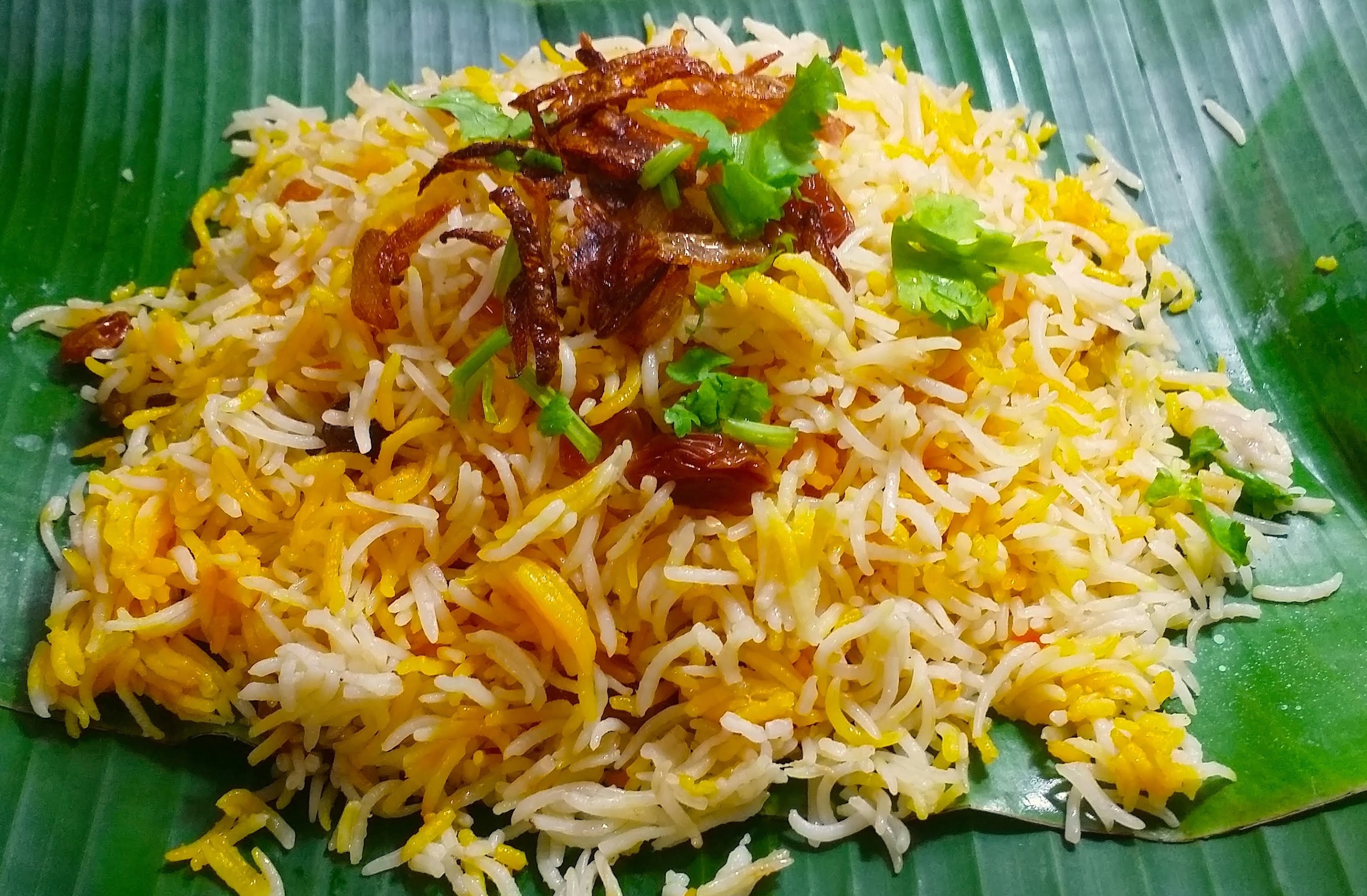 Briyani for event