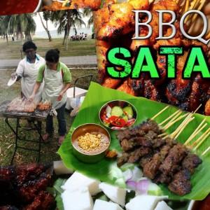 mutton satay