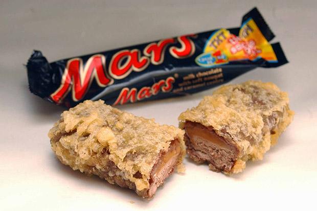 Fried Mars Stall - Carnival Munchies
