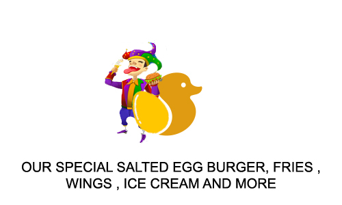 salted egg carnival munchies