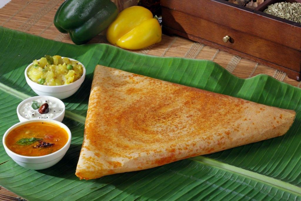 dosa triangle carnivalmunchies